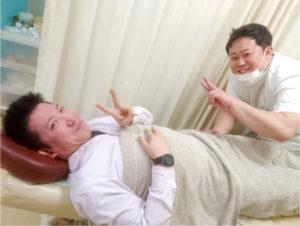 葛飾区 たかさごはりきゅう整骨院の患者様の写真05