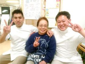 葛飾区 たかさごはりきゅう整骨院の患者様の写真13
